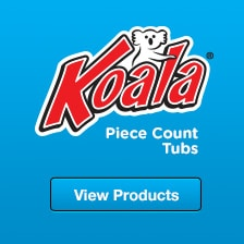 Koala Piece Count Tubs