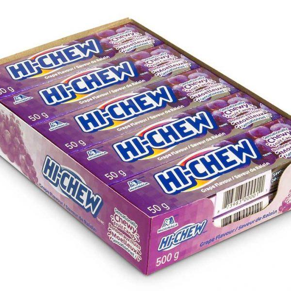 50g Hi-Chew Grape TRAY - Canada