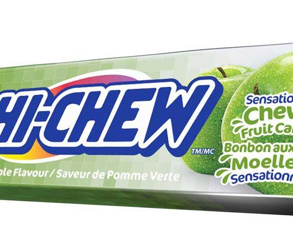 50g Hi-Chew GreenApple STICK - Canada