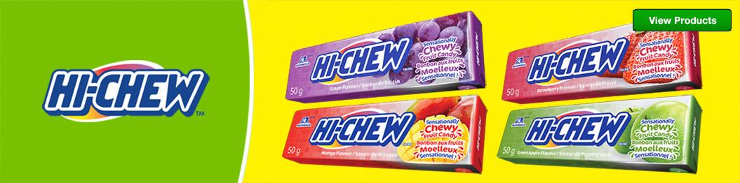 Tosuta - Hi-Chew Canada