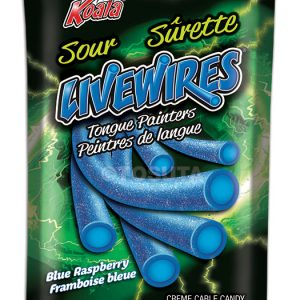 Livewires Sour Tongue Painters - Blue Raspberry - Peg Bag